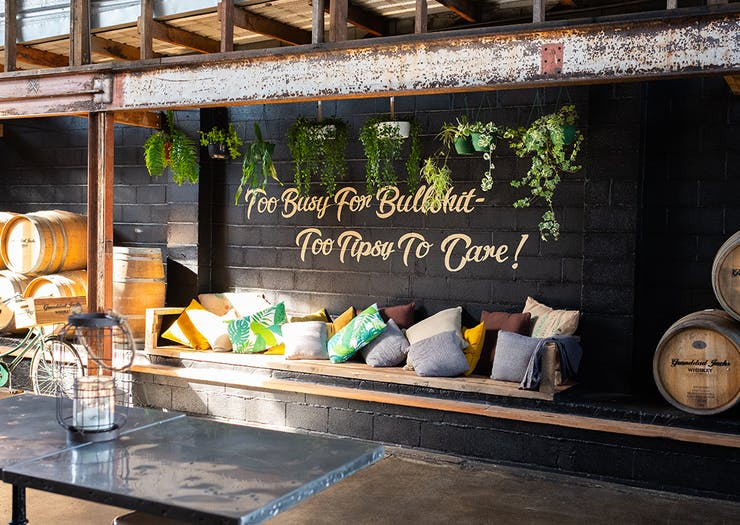 Inside Look | We're Obsessed With This Rad New Whiskey Distillery