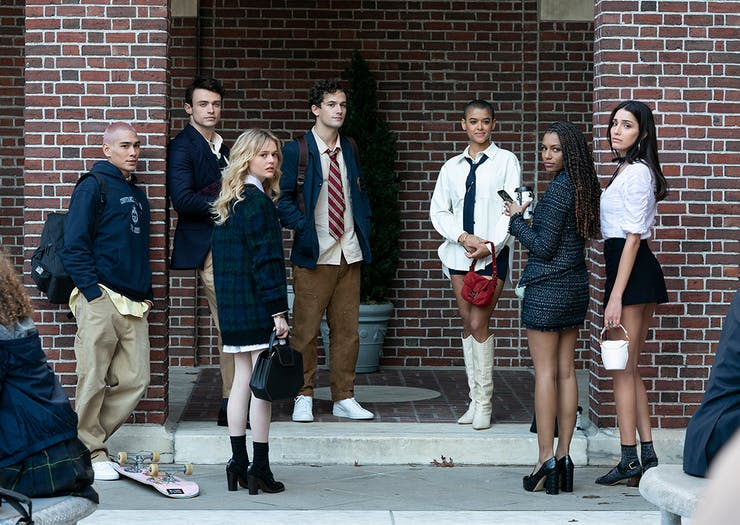 The Gossip Girl Reboot Trailer Just Dropped And It's Everything We Hoped For