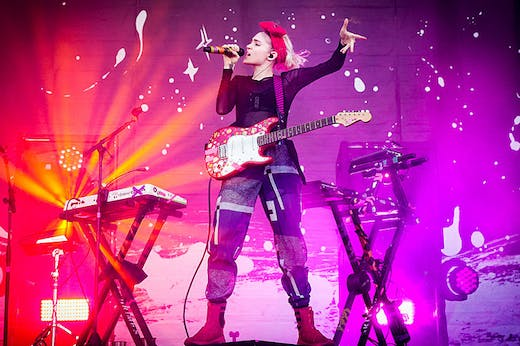 Get Your Psychedelic Playlists Ready Because Grimes Is About To Drop A New Album