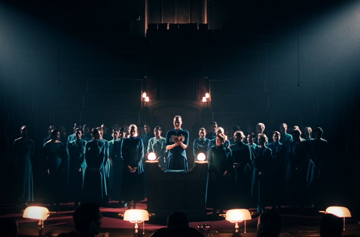 Blessed Be, The Release Date For Season 3 Of The Handmaid's Tale Has Dropped