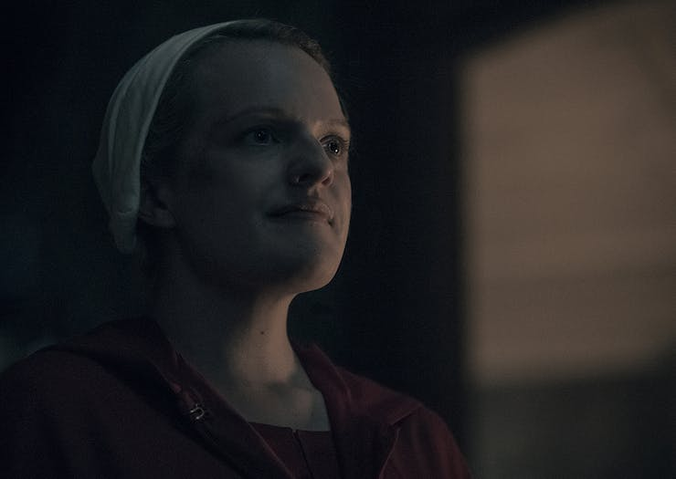 The Handmaid's Tale Season 4 Trailer Is Serving Pure Horror Movie Vibes