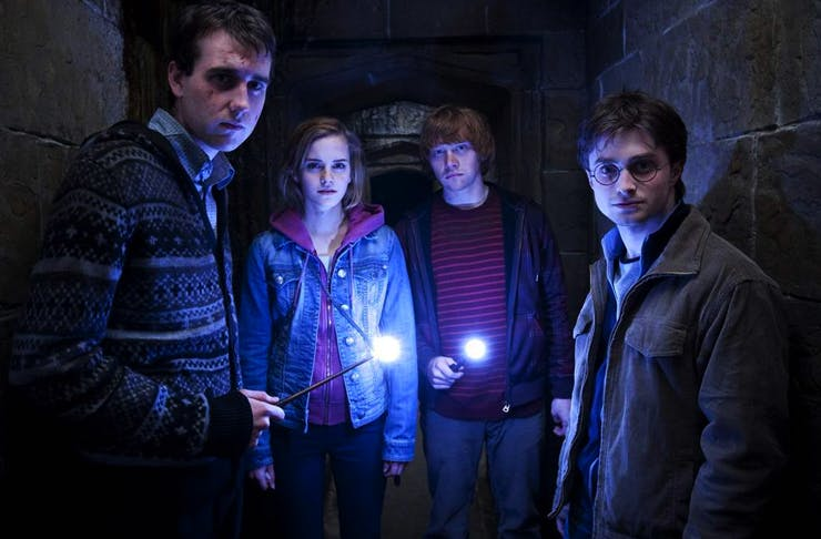 Harry Potter Stream Netflix