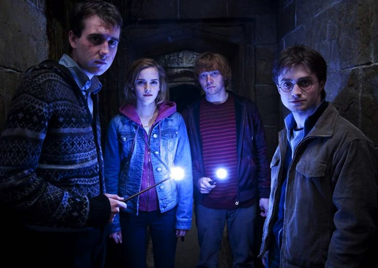 You Can Now Stream All 8 Harry Potter Movies On Netflix