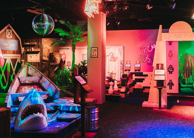 Here Are The Coolest Christmas Party Venues On The Coast