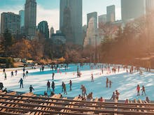 Parramatta Is About To Score An Open-Air Ice Skating Rink