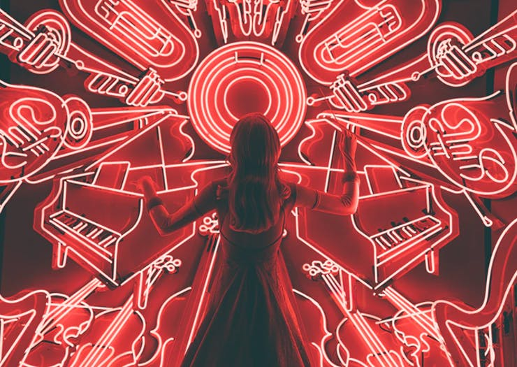 Gaze Into The Beyond, Sydney Just Scored 3 Yayoi Kusama-Inspired Infinity Rooms