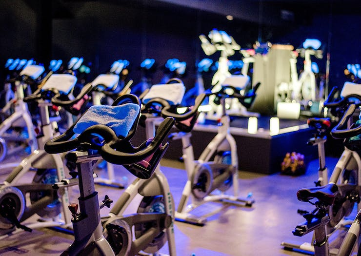 Why You Need To Try The GC's First Nightclub Spin Class