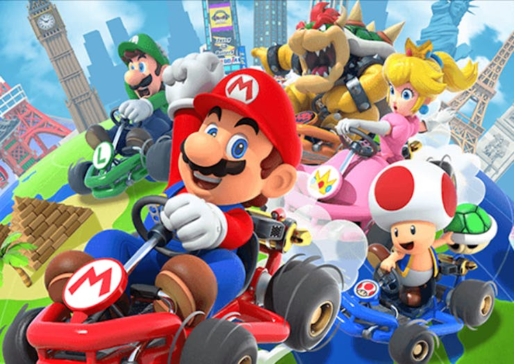 Big News, Mario Kart Tour Is About To Drop On Your Smartphone