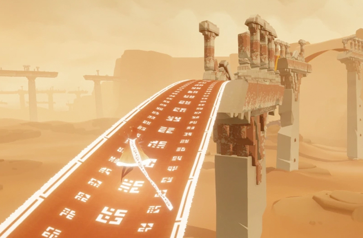 desert simulation of game