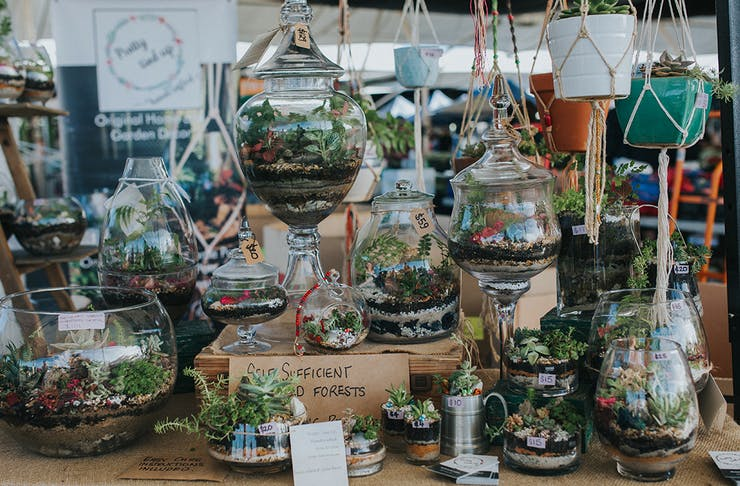 best markets on the gold coast july