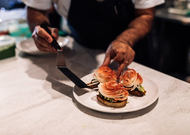 Inside Look: We Check Out The Coast's Most Exciting New Restaurant
