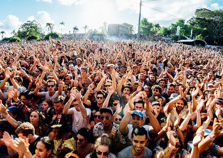 The Laneway 2019 Festival Line-Up Just Dropped And Here We Go