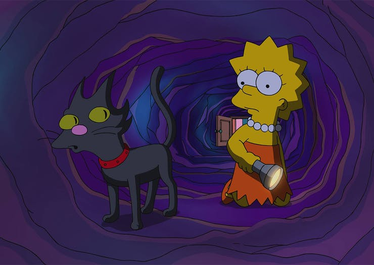 We've Found Your Fave New Crime Podcast And It's Voiced By Lisa Simpson