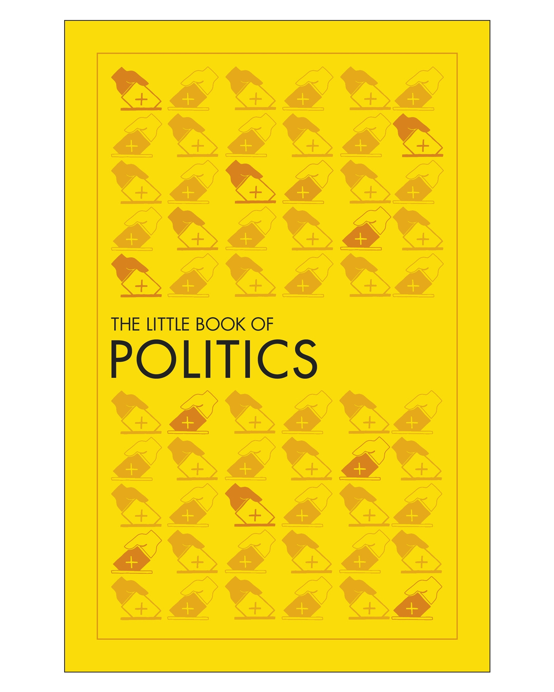 book cover that says the little book of politics