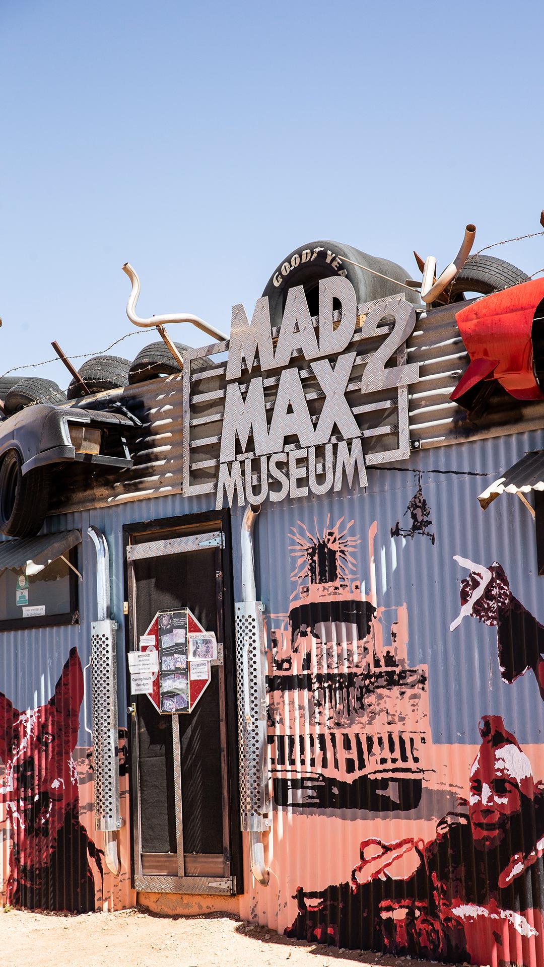 mad maz museum in silverton