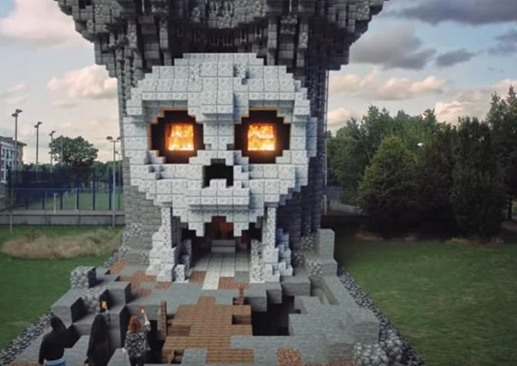 Here's The Full Low Down On The AR-Inspired Minecraft Earth