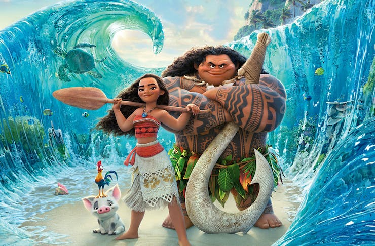 9 Reasons Why Moana Is the Best Movie Ever