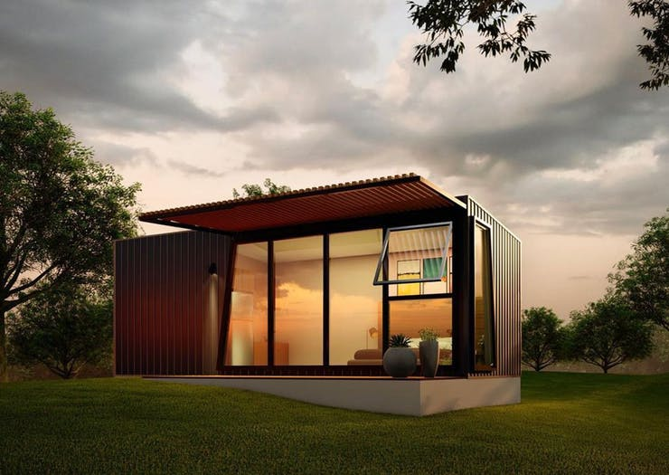 Inside The Stunning Tiny And Sustainable Homes That You Can Actually Afford