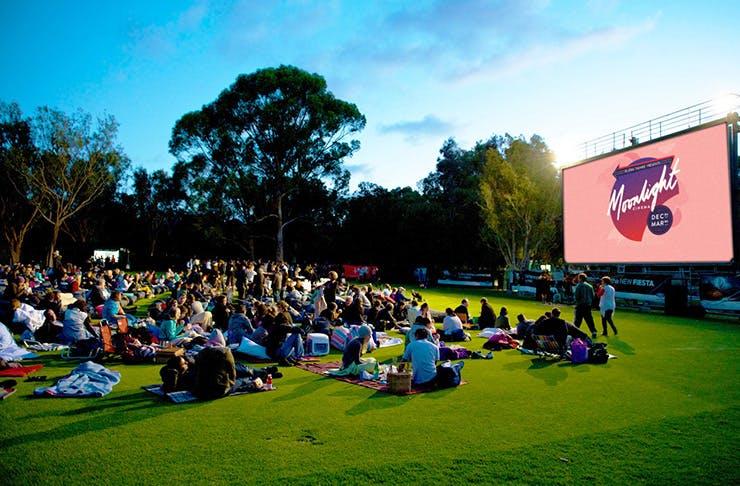 Best Outdoor Cinema Perth