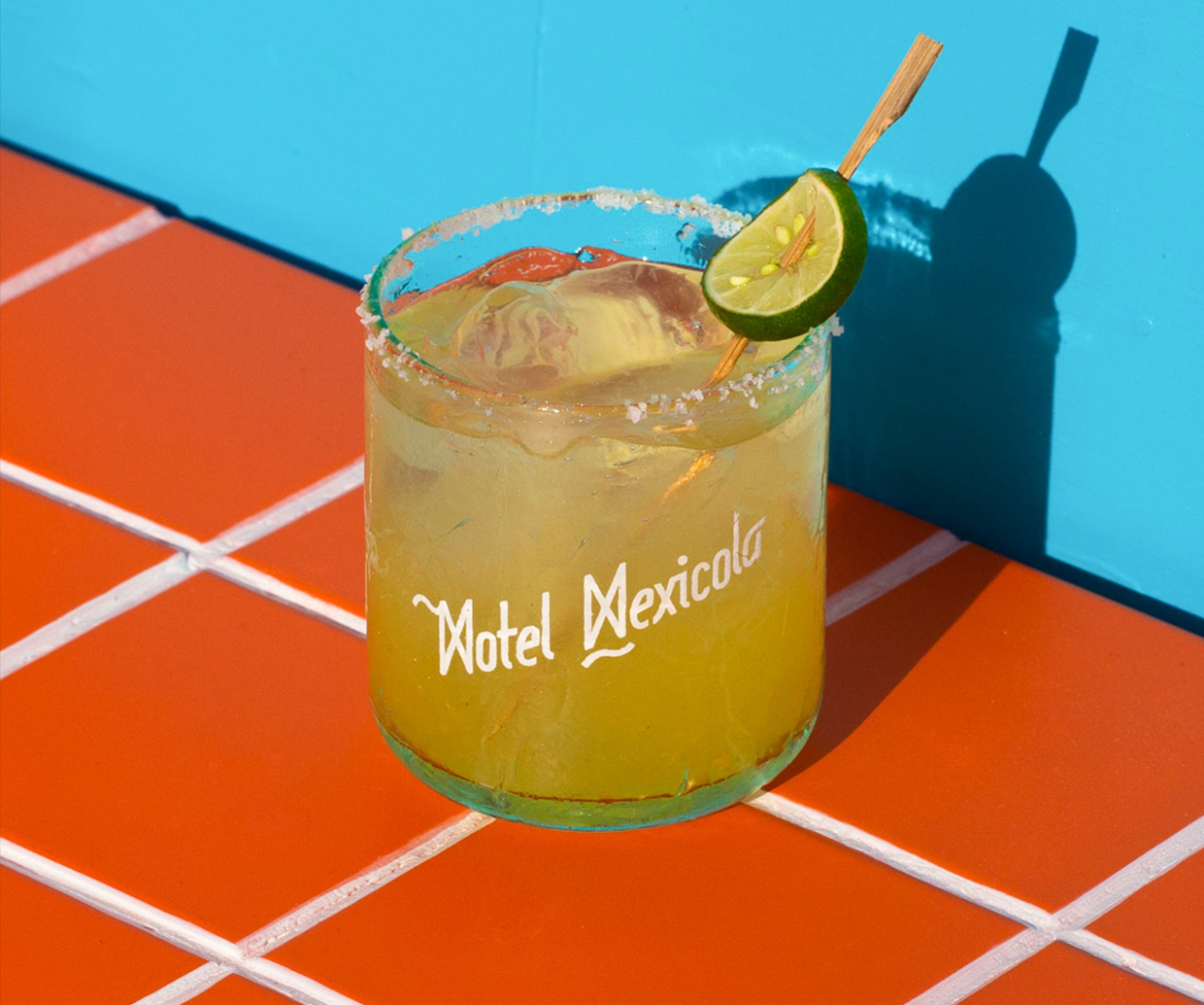 delicious looking cocktail