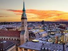 Raise Your Stein, Here's The Ultimate First Timer's Guide To Munich