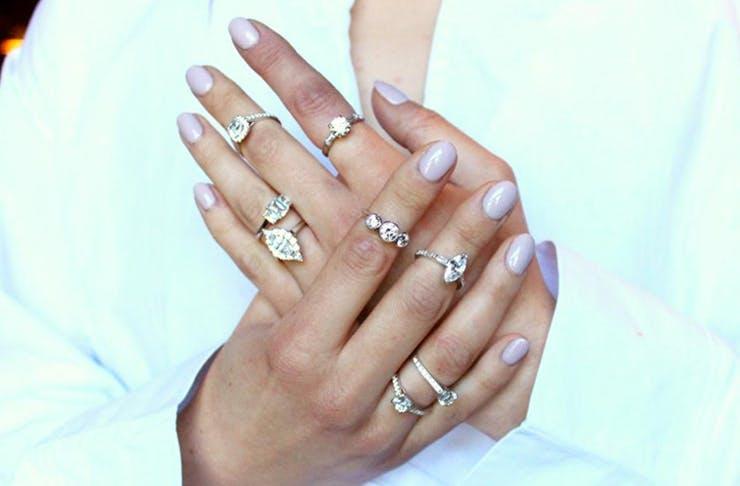 nail salon gold coast