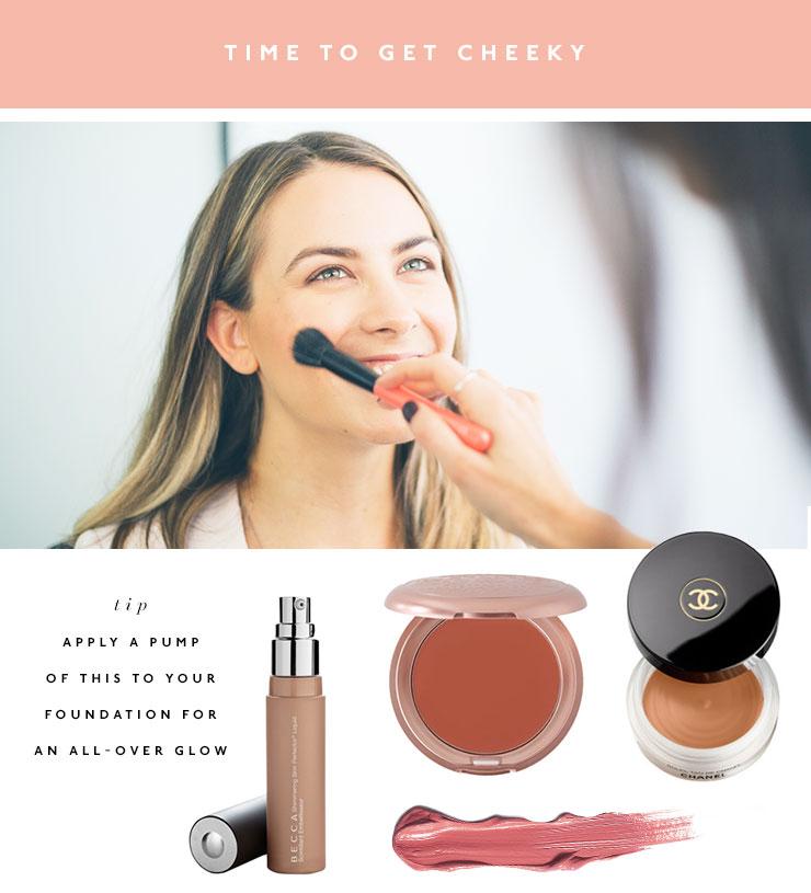 How To Nail No Makeup Makeup Australia Urban List