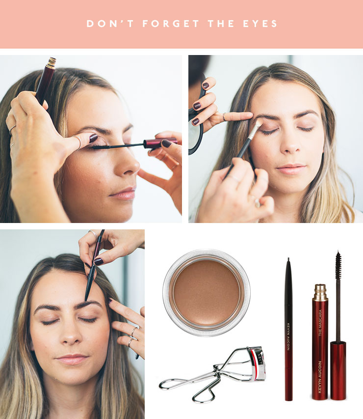 How To Nail No Makeup Makeup Sydney The Urban List