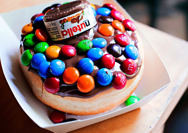 A Nutella Festival Is Happening And We're Not Worthy