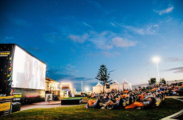 openair cinema gold coast