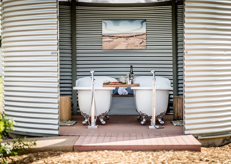 Soak It All In, Here Are 9 Places To Stay In Queensland With Outdoor Baths