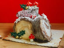 Amp Up Your Holiday Feasting With Papa Pasticceria's New Gelato Yule Logs