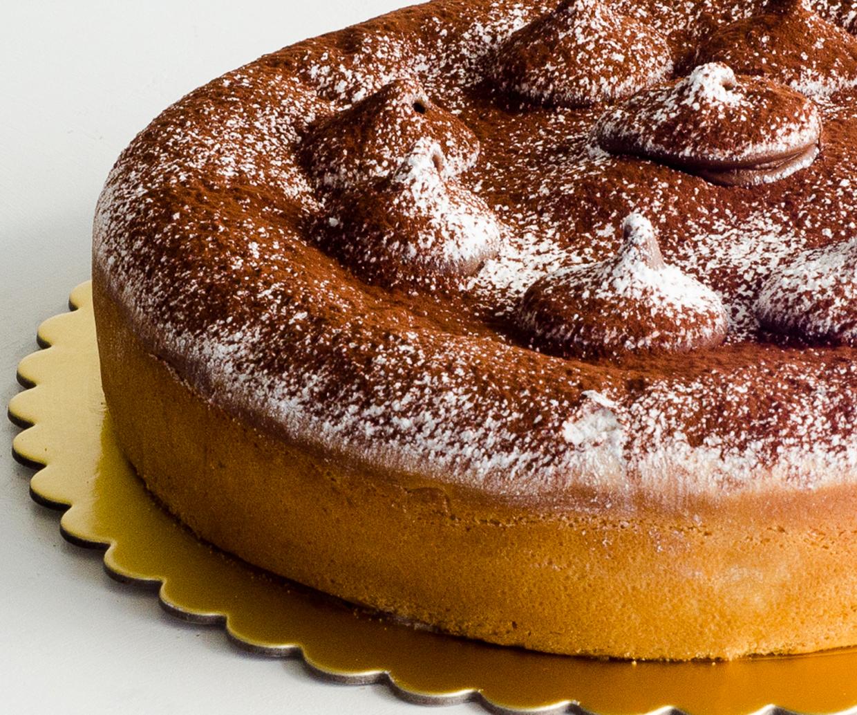 ricotta baked cheesecake