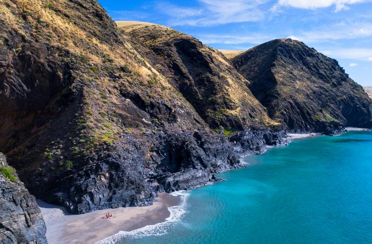 coast of fleurieu peninsula