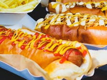The Newtown Bar Hidden Behind A Bookcase Is Doing $1 Hot Dogs