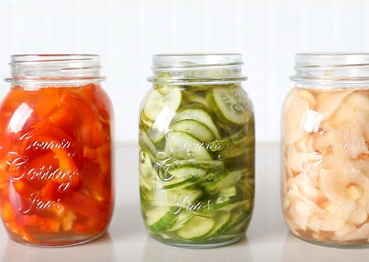 how to pickle-cooking-tutorial-instruction-recipe