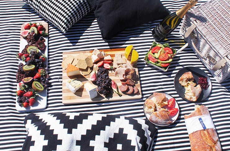 Anatomy Of The Perfect Picnic