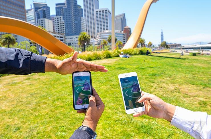 Pokemon Go Perth