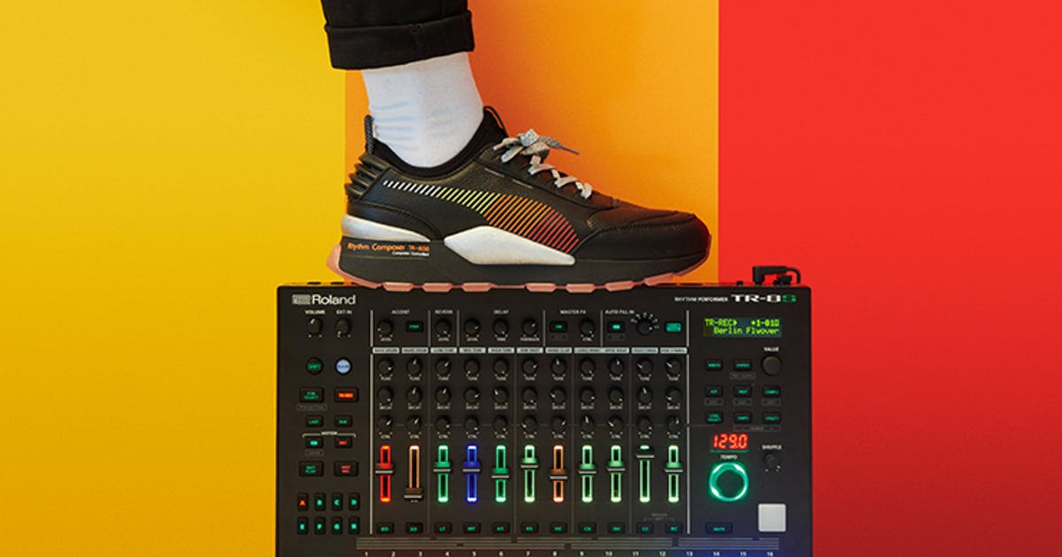 04f1c462ece3 Puma Has Dropped Retro-Drum Kicks And We re Livin  For Them ...