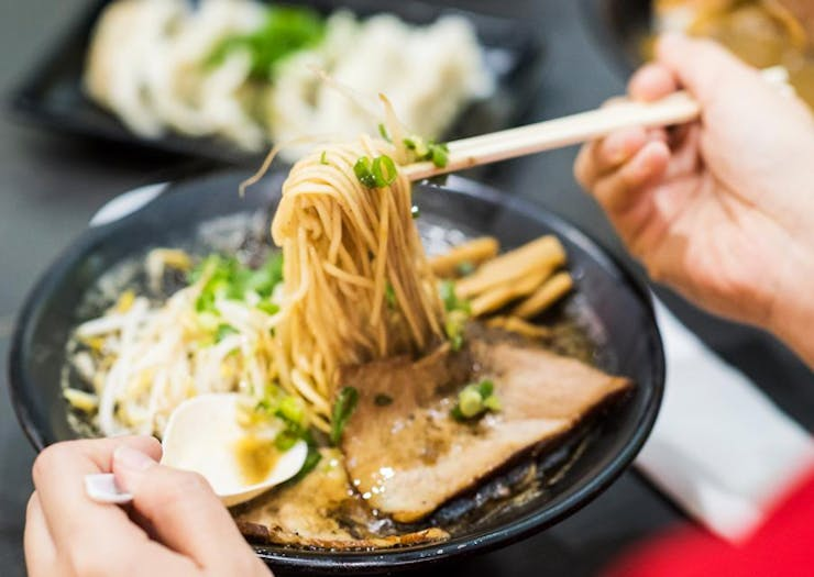 A Ramen And Burger Pop-Up Has Opened In Bondi
