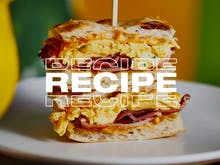 Fire Up The Stovetop, Here's How To Make The North Spoon's Tasty Bacon And Egg Roll