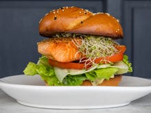 Recipe   How To Make Porch And Parlour's Tasty New Fish Burger At Home