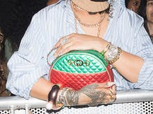 Here's Where You Can Shop The Bracelet Flask Rihanna Used At Coachella