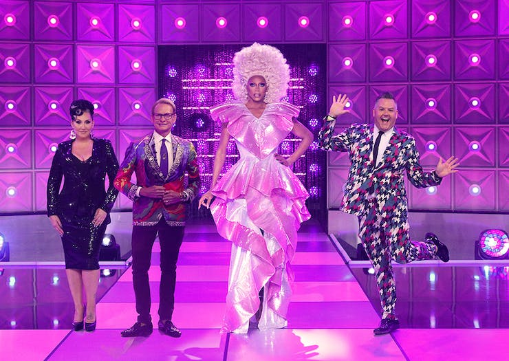 Rupaul's Drag Race Down Under Is Dropping Next Month
