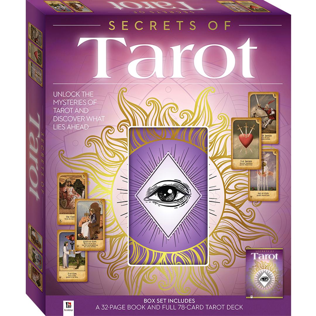 the secrets of tarot box set