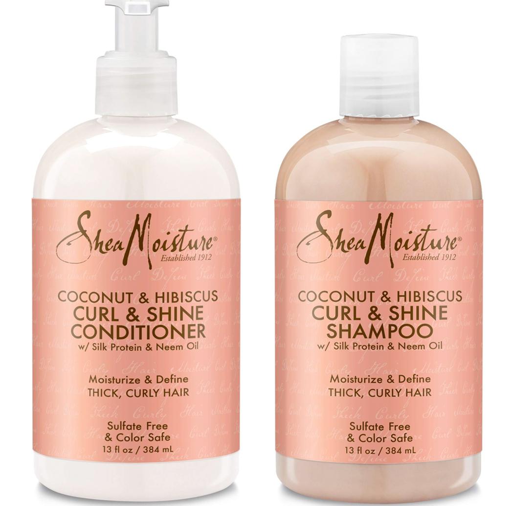 shampoo and contiioner