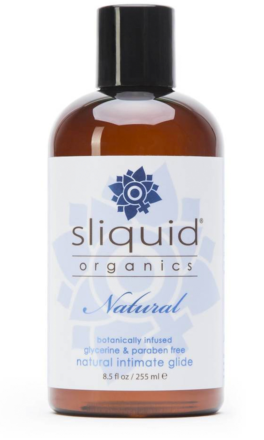 bottle of sliquid organics lube