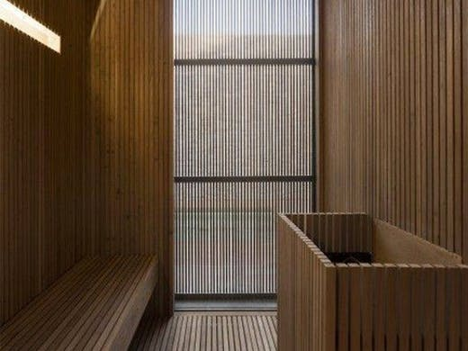 coal sauna