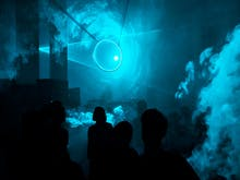 Plunge Yourself Into This Dark, Multi-Sensory Sonic Festival