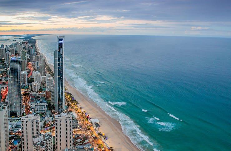 best hotels surfers paradise